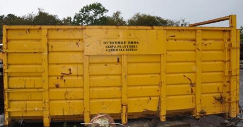 40 cubic yard